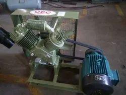7.5 HP High Pressure Borewell Compressor