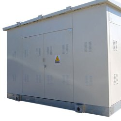 630kVA 3-Phase Oil Cooled CSS Package Substation