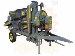 LOWER FEEDING MULTI CROP CUTTER THRESHER MACHINE