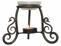 Polished Iron Aroma Diffuser, For Decoration