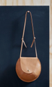 Adjustable Plain Funky Round Bag