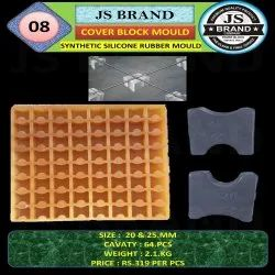 64 Cavity Synthetic Silicone Rubber Mold