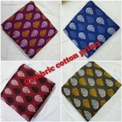 Sanganeri Jaipuri Printed Fabric