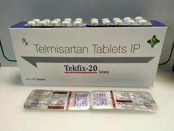 Tekfix -20 ( Telmisartan Tab )