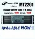 NX AUDIO MT2201