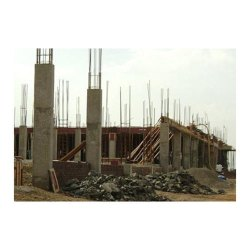 Commercial Construction Work Service