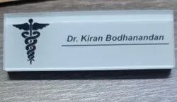 Magnet Logo Name Badge