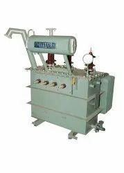 3-Phase 125kVA Oil Cooled Distribution Transformer