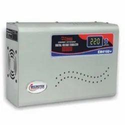 Single Phase Microtek Voltage Stabilizer