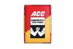 Powder ACC Concrete Plus Xtra Strong Cement, Packaging Type: Tamper-proof, 50 Kg