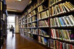 2-3 Months Library Interior Designing