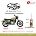 Anti Puncture Tyre sealant for JAWA