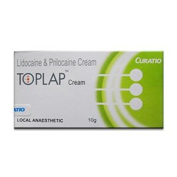 Toplap Cream (Lidicaine & Prilocaine)