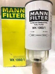 WK1060/1  Mann Fuel Water Separator