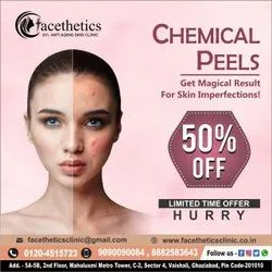 11AM-7PM CHEMICAL PEELS TREATMENT, Vaishali Gaziabad(u.p.)