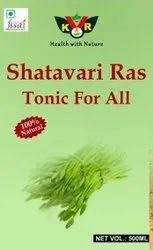 Natural KVR Shatavari Ras 1000ML