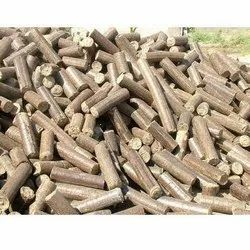 90MM Bio Coal Briquettes, For Fuel For Boilers, Cylendrical
