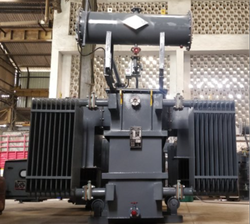 5MVA 3-Phase ONAN Power Transformer
