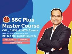 SSC Plus Master Course for all SSC Exams