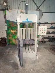 Hydraulic Waste Paper Baling Press