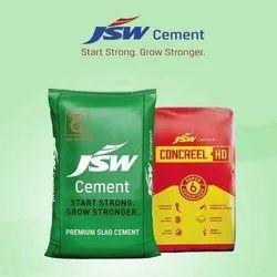 Jsw Cement Slag