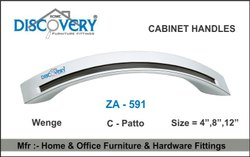 Zinc Alloy Cabinet Pull Handle