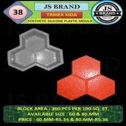 Trihex Kida Synthetic Silicone Plastic Mould
