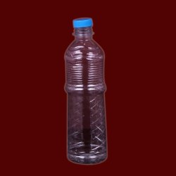 Screw Cap 500ml PET Bottle