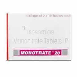 Monotrate 20 Tablet