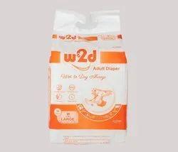 Adult Diaper W2D L-10