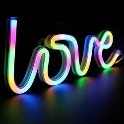 Neon Love Light