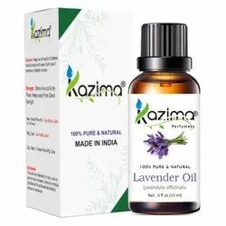 KAZIMA 100% Pure Natural & Undiluted Lavender Oil