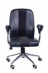 Revolving Leather Chairs