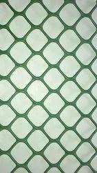 Green Hexagonal 1 Meter Plastic Flat Netting