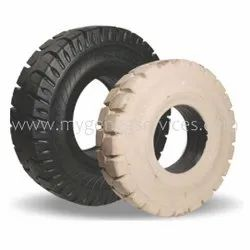 Forklift Tyre Supply And Fitting Service