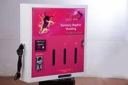 Fully Automatic Sanitary Napkin Vending Machine