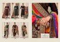 Maisha Khwahish Pure Silk With Sarvoski Work Designer Salwar Suit Catalog