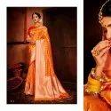 Pure Banarasi Silk Saree -12 Pcs Set