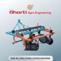 M-2 Plastic Mulch Laying Machine