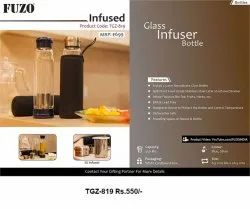 Glass Infuser Bottle