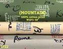 Mountain 100% Cotton Print Shirting Fabric
