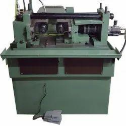 Iron Hydraulic Thread Rolling Machine, Automation Grade: Automatic