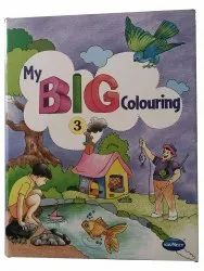 Navneet Upto 5yrs My Big Colouring Book, For Coloring