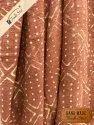 Mud Cloth Throw Blanket With Tassel Hand Block Print Sofa Throw Couch Warp Blanket