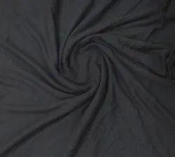 Blueberry Burqa Pure Jetblack Burqha Cloth Fabric