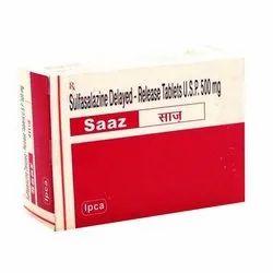 Saaz ( Sulfasalazine Tablet)