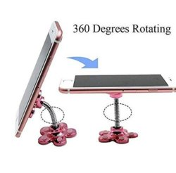 Plastic Pink Mobile Stands, Size: Medium