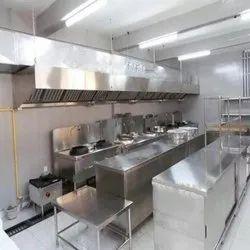Food Setup Consultant