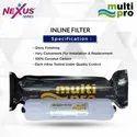 Multi Pro RO Inline Filter