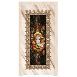 PVC God Printed Door